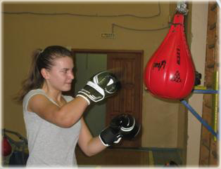 Маша-Kick